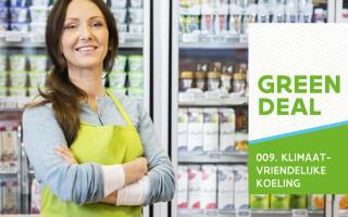 Green Deal klimaatvriendelijke koeling - 11/03/2021