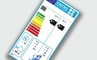 ERP-labels voor warmtepompen beschikbaar op www.UBF-ACA.be
